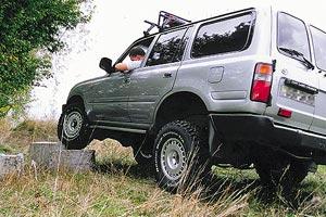 jeep, Toyota Land Cruiser, джип, авто